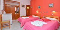 Meltemi rooms in Sifnos - Double rooms